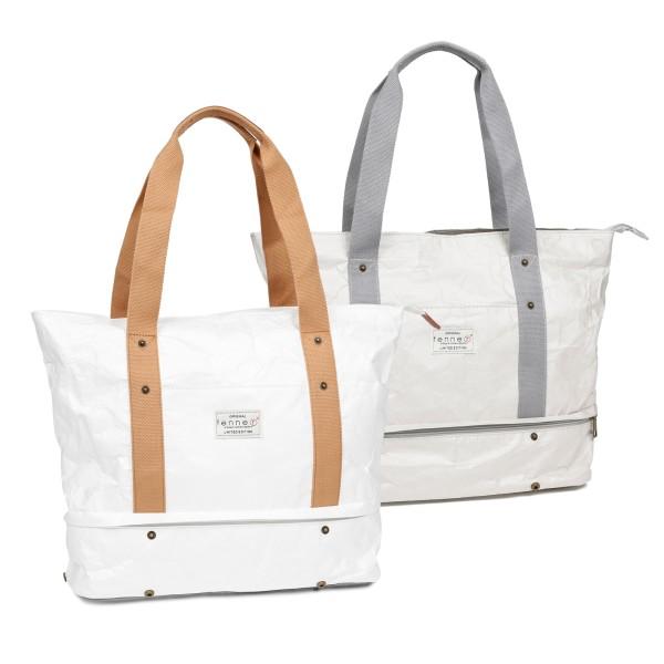 Damenhandtasche Shopper mit Reißverschluss Mailand